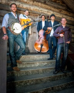 "Bluegrass Band ""North Country"""