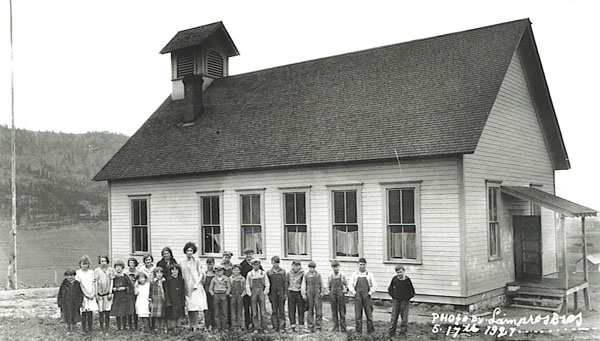 Ballard School 1927