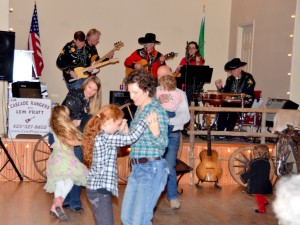 Old Fashioned Barn Dance and Finger Foods Potluck 2014 @ Swauk-Teanaway Grange Hall | Cle Elum | Washington | United States