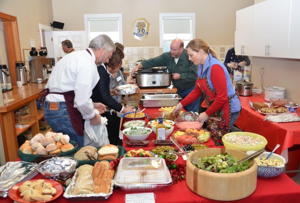 Grange Community Christmas Dinner 2015 @ Swauk-Teanaway Grange Hall | Cle Elum | Washington | United States