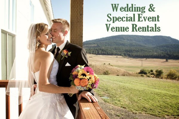 Wedding and Special Event Venue Rentals