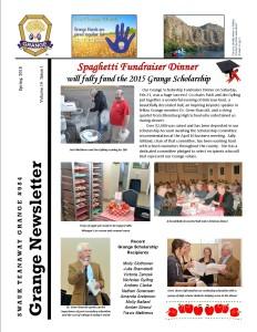 2015SpringNewsletter