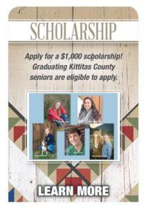 Grange Scholarship Fundraiser Dinner @ Swauk Teanaway Grange | Cle Elum | Washington | United States
