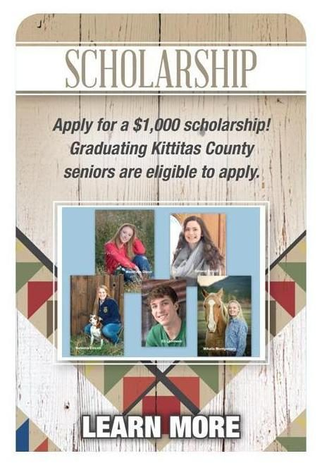 2019 Grange Scholarship Application